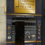 Comptoir National de l'Or à Angers.
