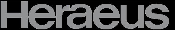 Logo du fondeur allemand Heraeus.