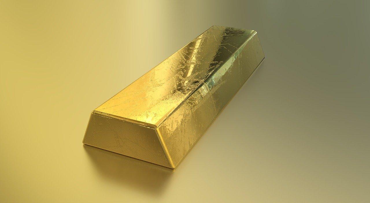 cours du gramme d'or légèrement en baisse