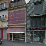 Goudbank à Anvers.