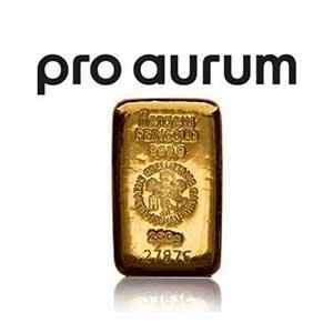 Graphique ou logo Pro Aurum à München Allemagne