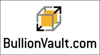 Logo de BullionVault